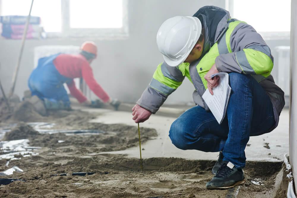 Superviser la progression d'un chantier