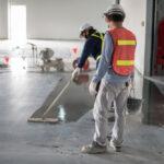 Revêtement de sol industriel